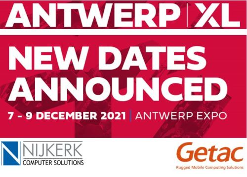ANTWERPXL postponed to December 2021!